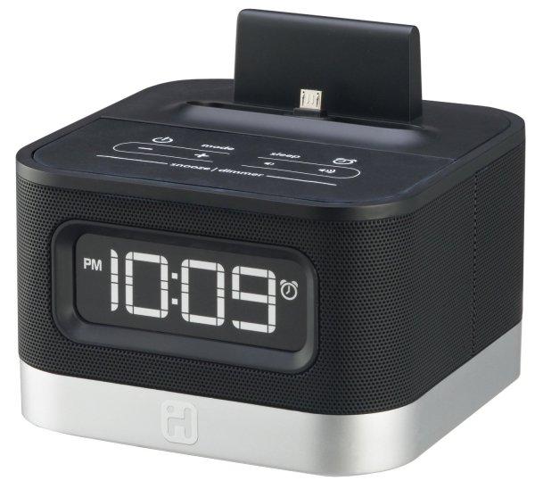 Android Docking Station Alarm Clock