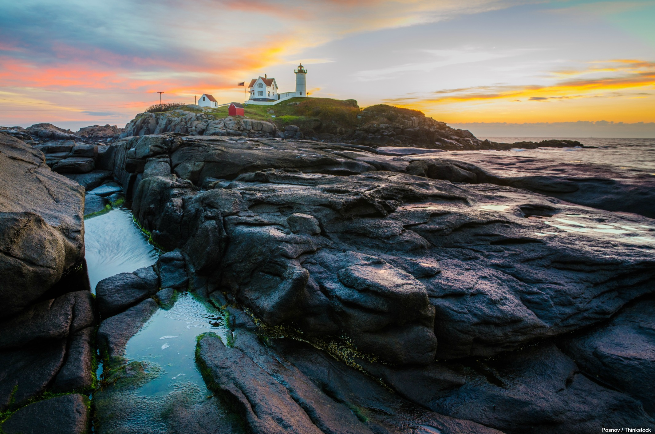 How To See The Best Of The Maine Coastline Dockside