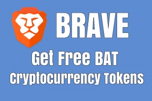 Get Free BAT Tokens By Using the Fast, Private & Secure