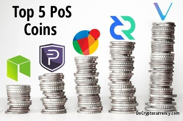 top proof of stake cryptocurrency