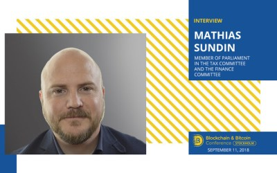 Interview With Mathias Sundin, Swedish Parliamentarian Who Accepts Bitcoin for Campaign
