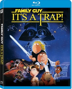 Family Guy It'a A Trap