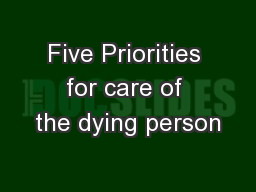 Health andsocial care priorities forthe Government: 2015