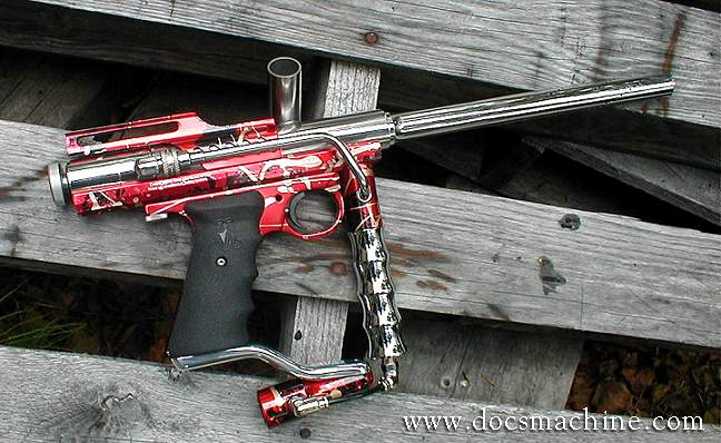 Sterling Pump Paintball