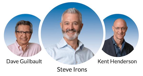 Three Amigos ConnectLive