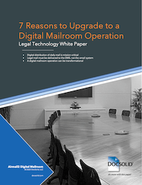 7 Reasons to Upgrade to a Digital Mailroom Operation PDF