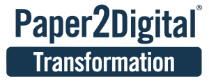 Paper2Digital Software Platform by DocSolid