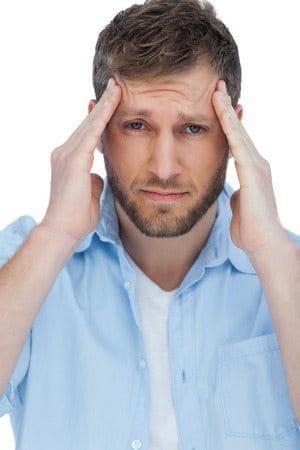 Facial muscles migraine