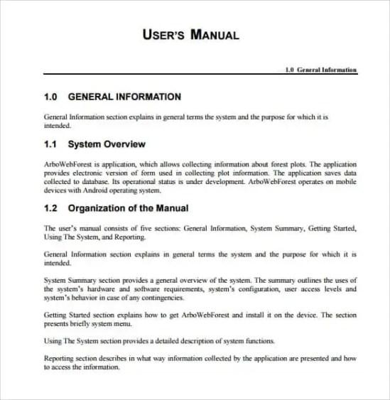 user manual 2974