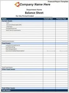 Top 5 Free Financial Report Templates Word Templates Excel Templates