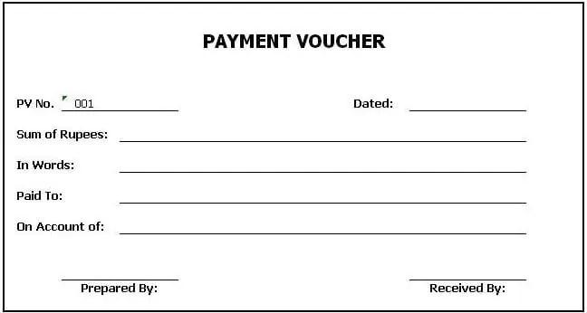 top 5 free payment voucher templates
