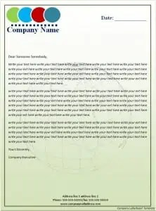 Top 5 resources to get free company letterhead templates word top 5 resources to get free company letterhead templates word templates excel templates spiritdancerdesigns Images