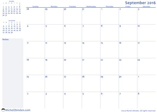 Top 5 Resources To Get Free Office Calendar Templates - Word
