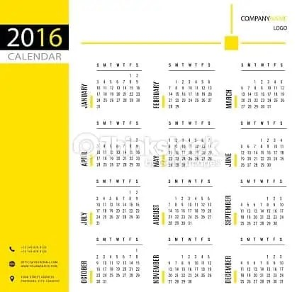 Top 5 Resources To Get Free Office Calendar Templates Word – Office Calendar Templates