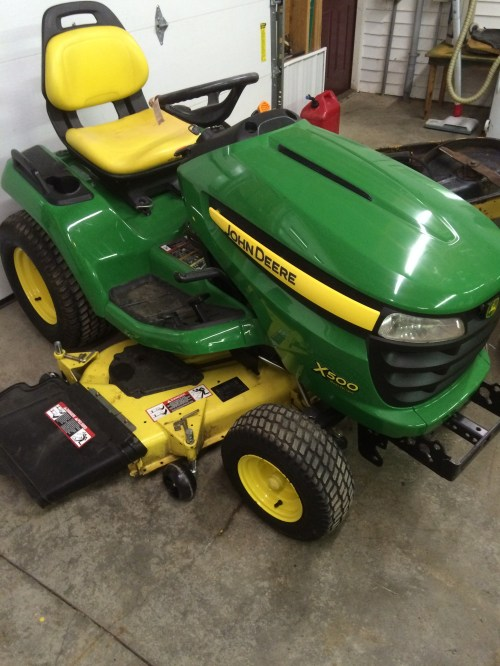 small resolution of x500 john deere lawn mower engine diagram all kind of