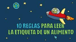 10 Reglas para Leer una Etiqueta de un Alimento - Video Doctablet® Español