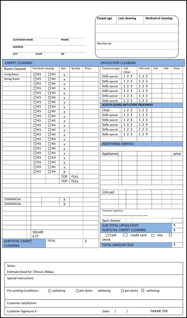 free printable business templates