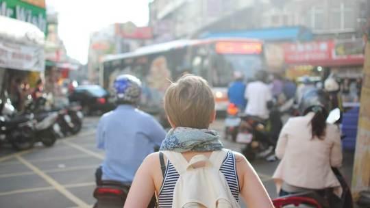 Être baroudeuse de voyage et aller vers une féminité plus green