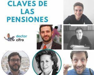 Claves de las pensiones por 11 expertos. 2ª Parte