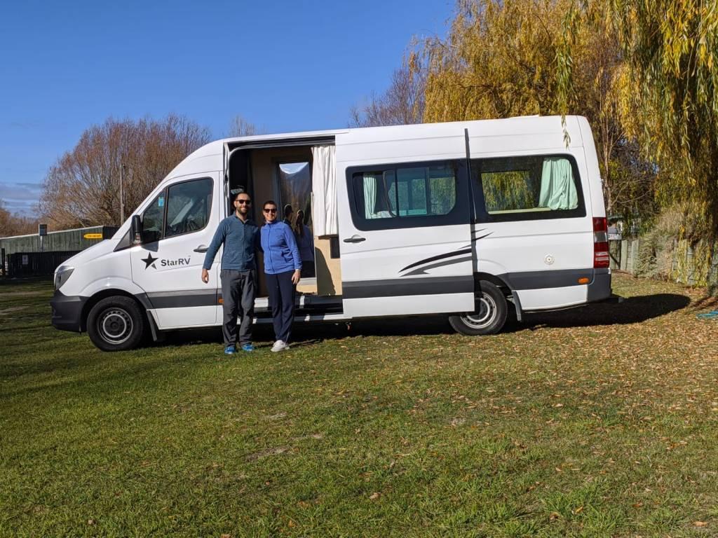 viaje caravana nueva zelanda