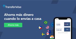 cuenta borderless transferwise