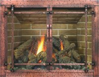 Fireplace Damper Operation