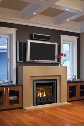 Gas Fireplace Installation in Michigan  Ohio  Doctor Flue