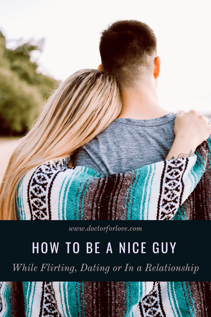 how to be a nice guy pin
