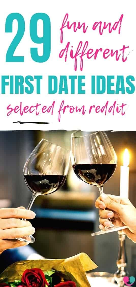 30 fun, different, adventurous first date ideas to impress your date. Create a beautiful memory together from your first date.