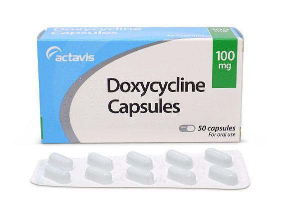 Buy Doxycycline malaria capsules online from UK Pharmacy ...