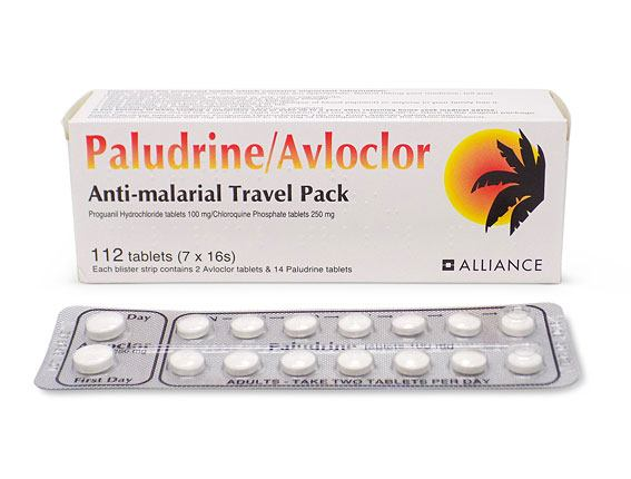 Image result for Chloroquine and proguanil