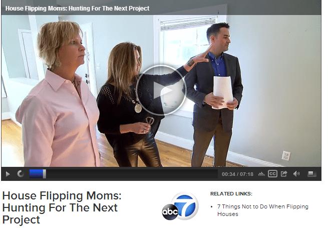 house flipping moms