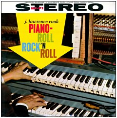 J. Lawrence Cook played a Hardman Duo Piano