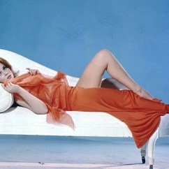 Burlesque Pink Sofa White Bed Cover Ann Margret In Quotthe Swinger Quot