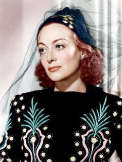 Image result for joan crawford young color