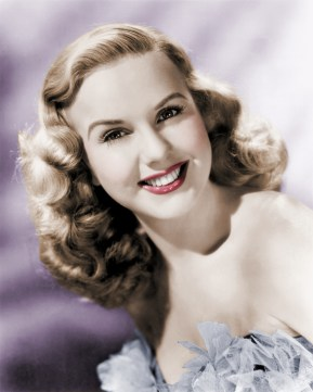 Image result for DEANNA DURBIN COLOR
