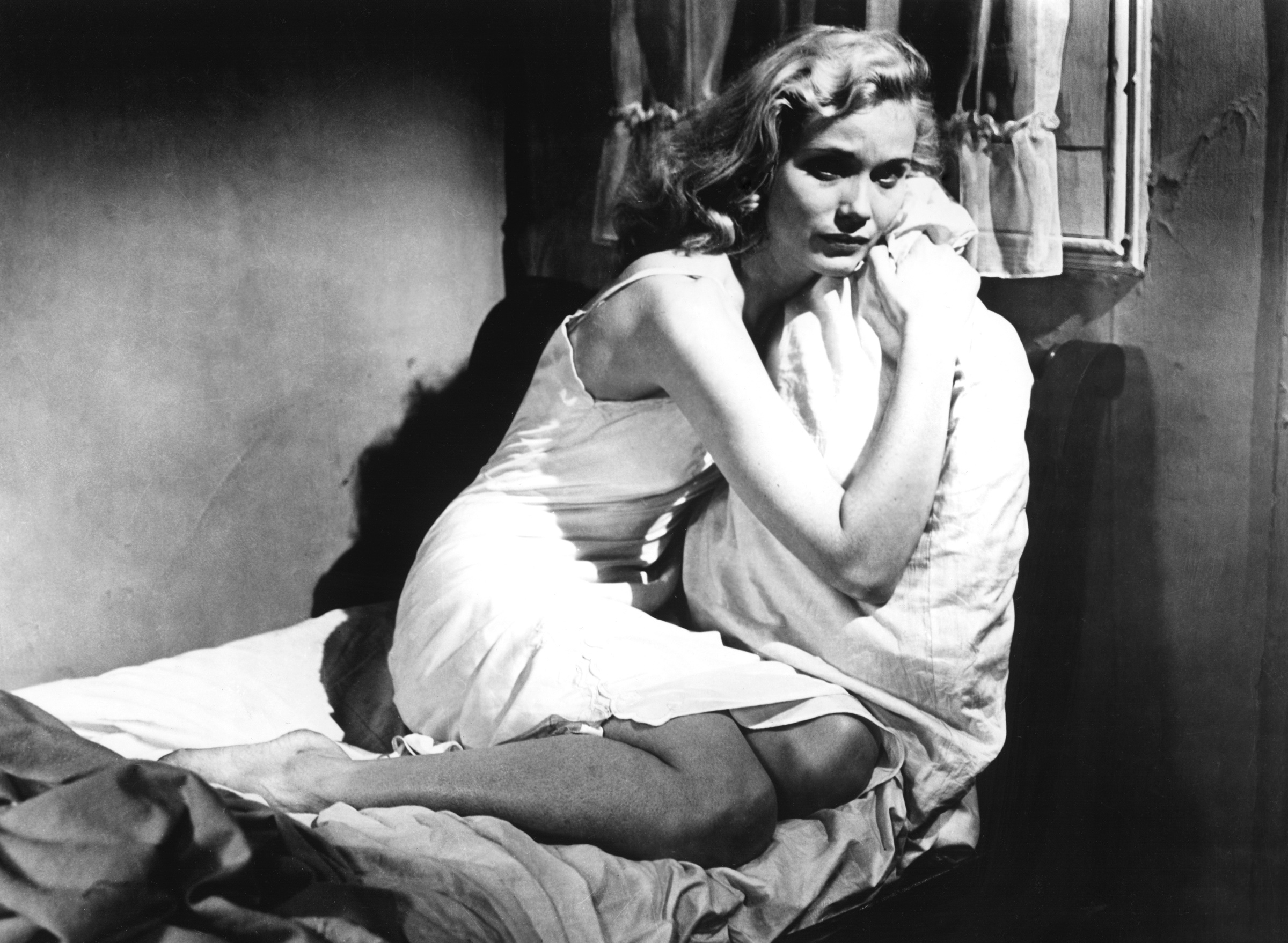 Eva Marie Saint in On the Waterfront (Die Faust im Nacken)
