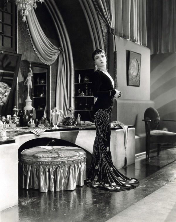 Vintage Hollywood Glamour Vanity