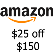Upcoming Deal: Use Amex and Get $25 off $150 on Amazon