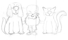 Doctor Pulgas y sus amigos