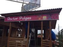 Nuevo local de Doctor Pulgas