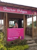 Mónika Cuartas en Doctor Pulgas