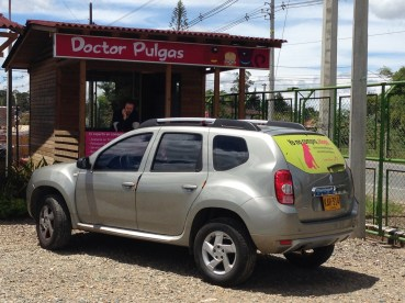 Doctor Pulgas en Tierragro