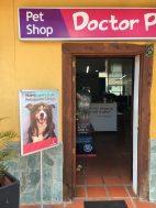 Baño y peluquería canina en El Retiro.