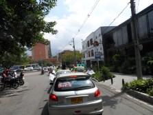 Salida de la Caravana Antitaurina en Medellín