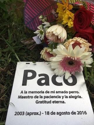 Tumba de Paco