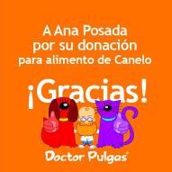 Gracias a Ana Posada