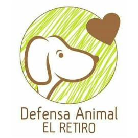 Logo del grupo de Defensa Animal de El Retiro