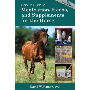 A Concise Guide to Medications and Supplements in the Horse