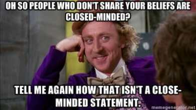 ClosedMinded